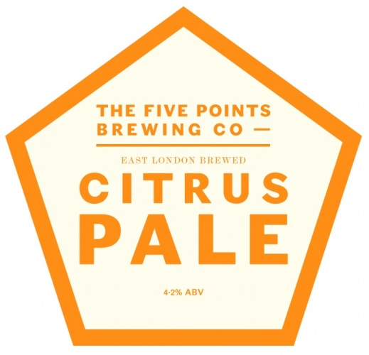 Five Points Citrus Pale 4.2% 9g (KS-Cask)